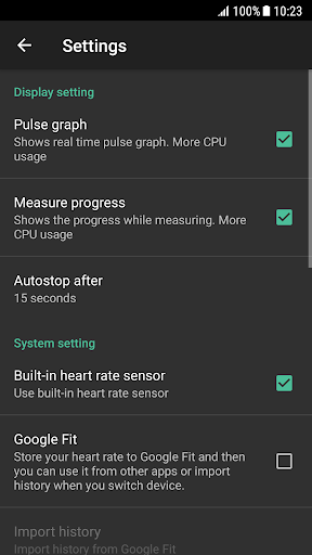 Heart Rate Plus: Pulse Monitor screenshot 4