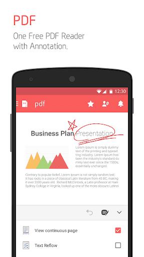 Polaris Office - Free Docs, Sheets, Slides   PDF screenshot 5