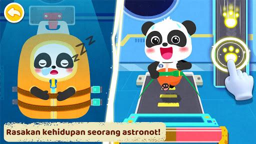 Petualangan Ruang Angkasa Panda Kecil screenshot 4