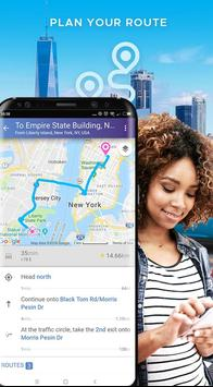 Maps & GPS Navigation: Find your route easily! screenshot 1