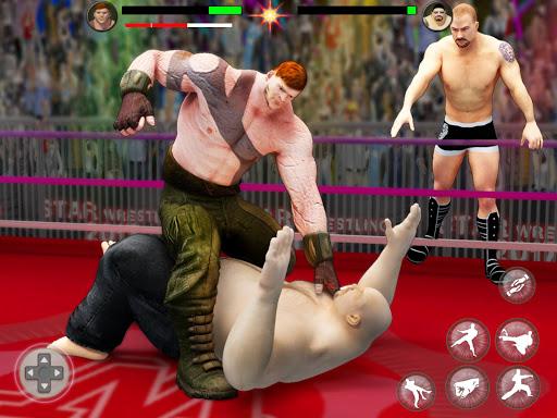 بطولة المصارعة العالمية لبطولة الفرق 9 تصوير الشاشة