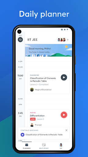 Unacademy Learner App screenshot 1
