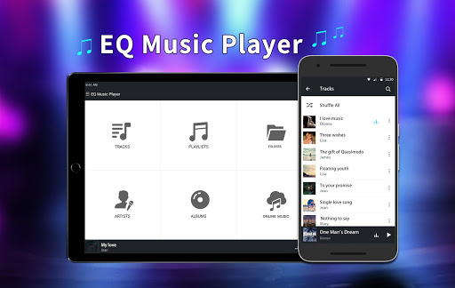 Equalizer Music Player and Video Player screenshot 10