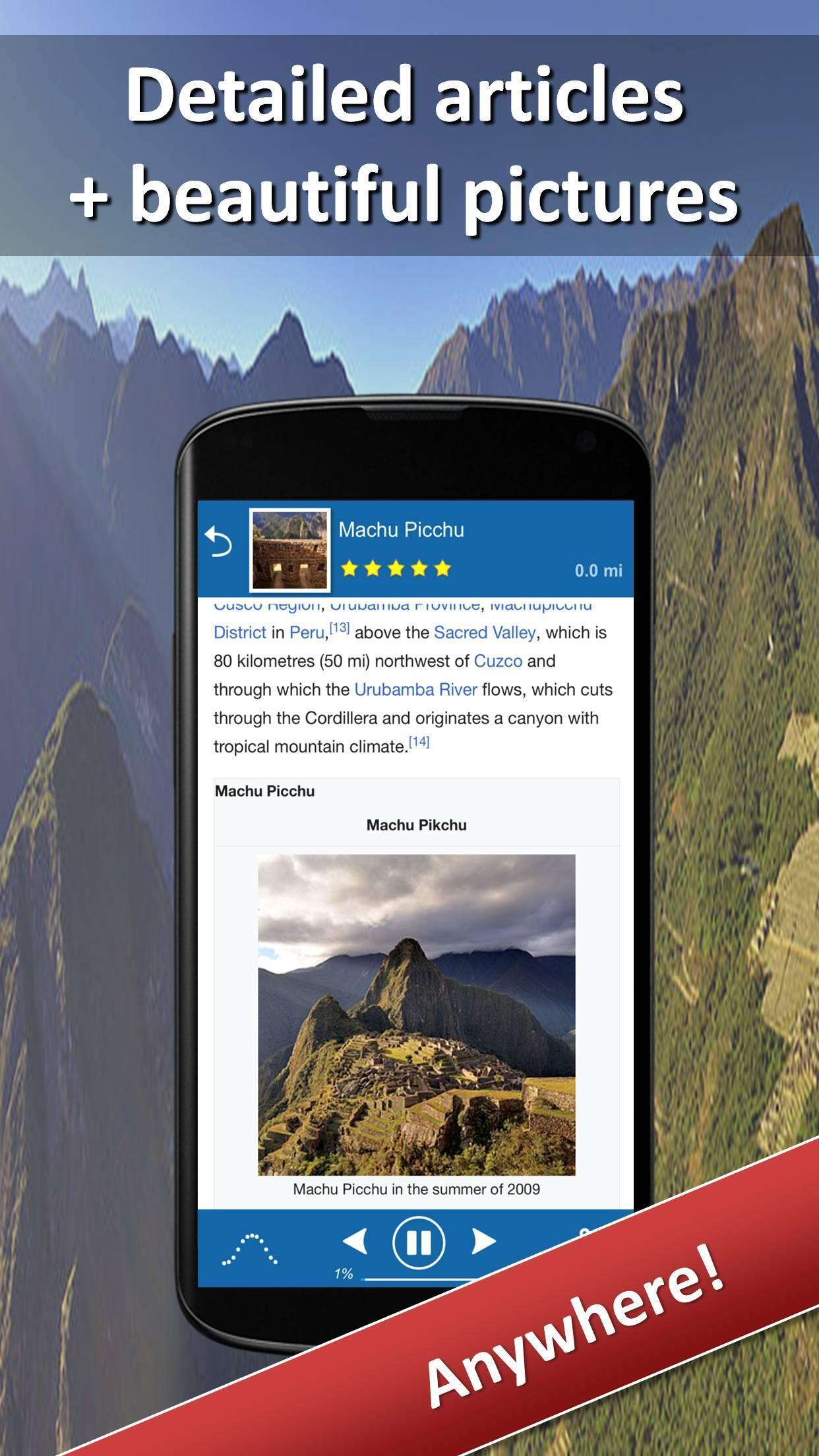World Explorer - Travel Guide 8 تصوير الشاشة