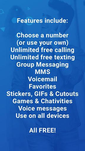 Nextplus Free SMS Text   Calls скриншот 7