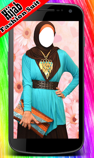 Hijab Fashion Suit 2016 1 تصوير الشاشة