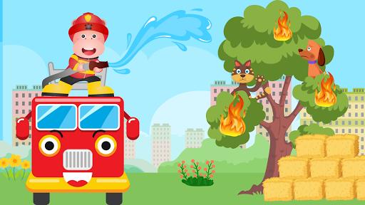 Fireman for Kids screenshot 4