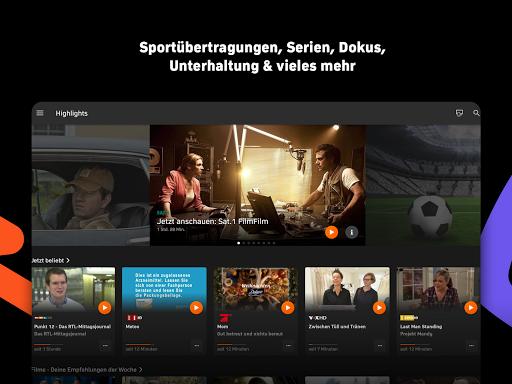 Zattoo - TV Streaming App screenshot 10