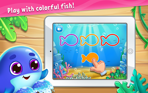 Colors for Kids, Toddlers, Babies - Learning Game screenshot 2