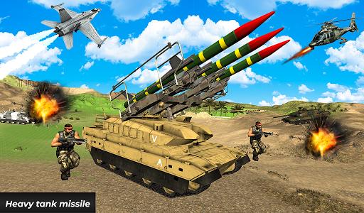 Ultimate Missile War WW2- Missile Combat 2019 screenshot 4