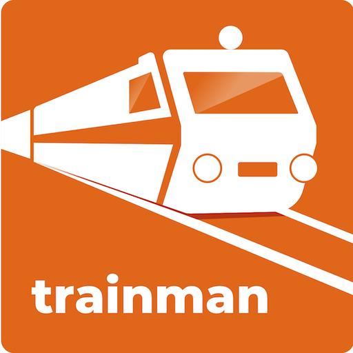 IRCTC book tickets on Train man App icon
