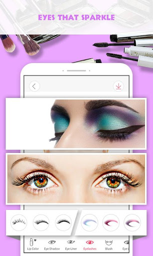 Pretty Makeup - Beauty Photo Editor Selfie Camera screenshot 3