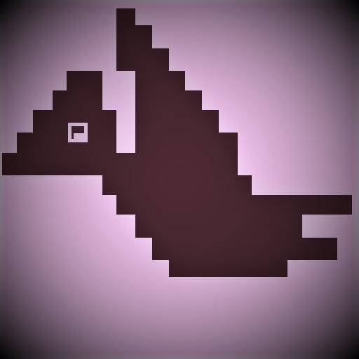 Jumping Dinosaur icon