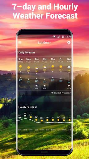 Today Weather& Tomorrow weather app screenshot 4