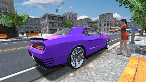 Muscle Car Challenger 4 تصوير الشاشة