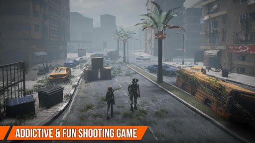 DEAD TARGET: Offline Zombie Games screenshot 9