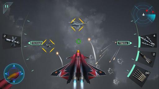 Pejuang langit 3D - Sky Fighters screenshot 2