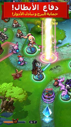 Magic Rush: Heroes 8 تصوير الشاشة