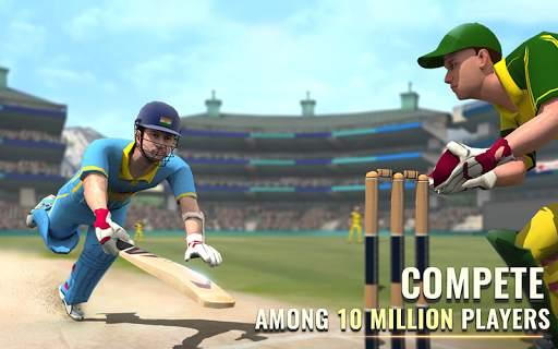 Sachin Saga Cricket Champions screenshot 16