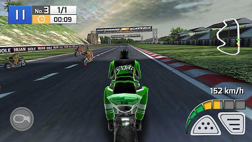 Real Bike Racing screenshot 8