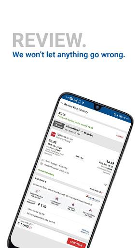 AkbarTravels - Flight Tickets | Flight Booking App screenshot 6