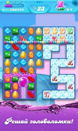 Candy Crush Soda Saga 4 تصوير الشاشة