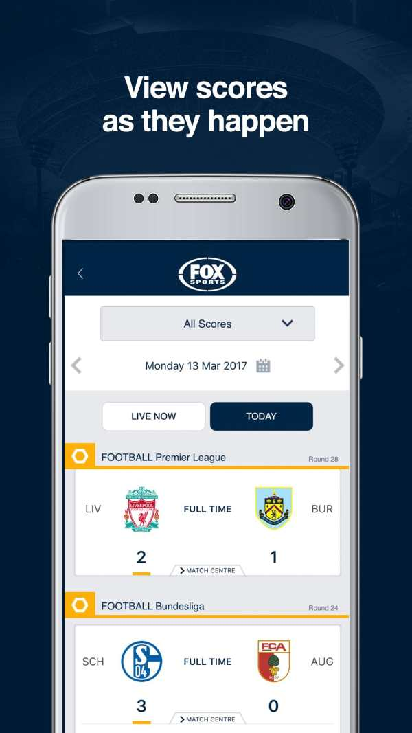 Fox Sports - AFL, NRL & Sports screenshot 3