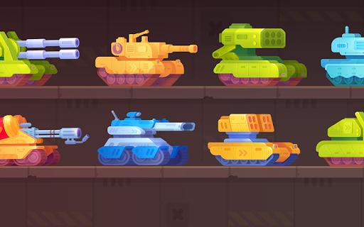Tank Stars 7 تصوير الشاشة