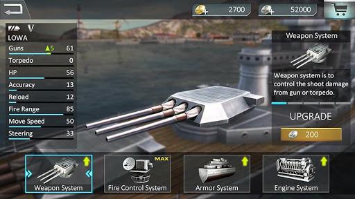 Warship Attack 3D screenshot 3