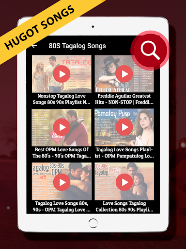 OPM Love Songs : OPM Tagalog Love Songs 11 تصوير الشاشة