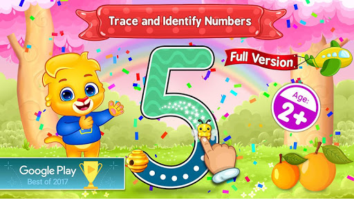 123 Numbers - Count & Tracing screenshot 1