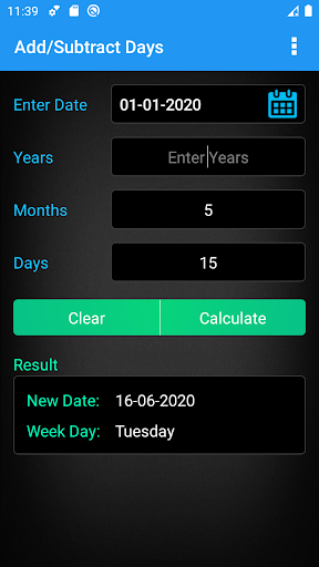 Age Calculator screenshot 5