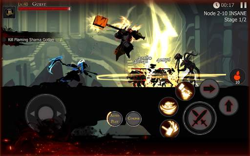 Shadow of Death: Darkness RPG - Fight Now screenshot 6