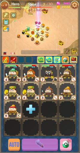 Merge Attack : Attack on Legion 4 تصوير الشاشة
