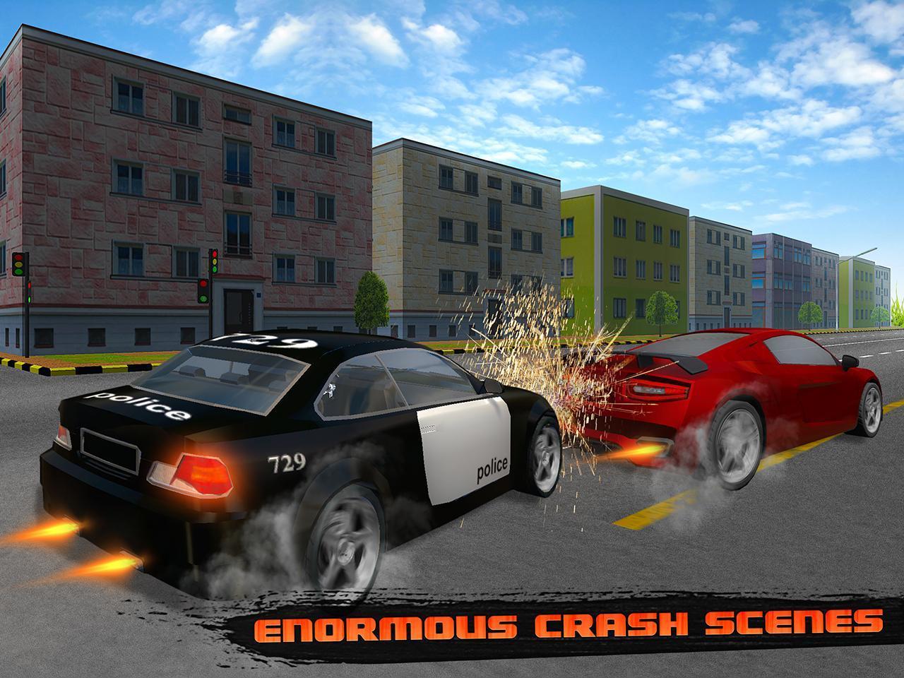 Police Pursuit Highway 7 تصوير الشاشة