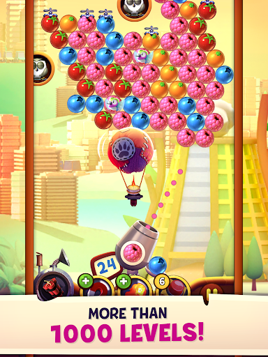Bubble Island 2 - Pop Shooter & Puzzle Game 10 تصوير الشاشة