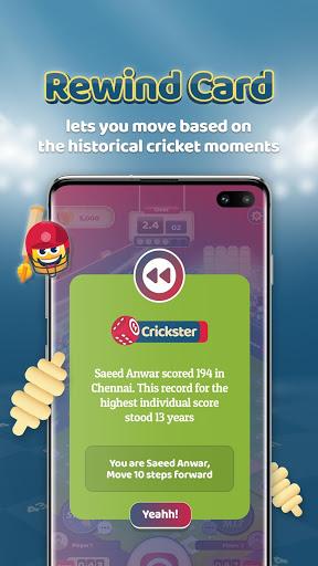 Crickster – An exciting cricket board game 7 تصوير الشاشة