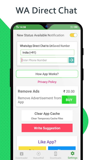 Status Saver - Downloader for Whatsapp screenshot 5
