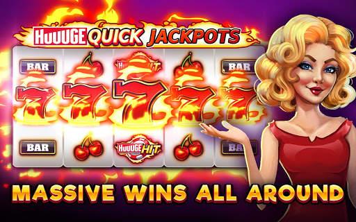 Huuuge Casino Slots - Best Slot Machines 10 تصوير الشاشة