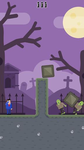 Mr Bullet - Spy Puzzles screenshot 8
