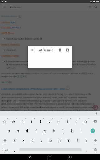 AHFS Drug Information (2020) 18 تصوير الشاشة
