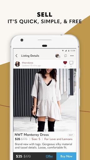 Poshmark - Buy & Sell Fashion screenshot 4
