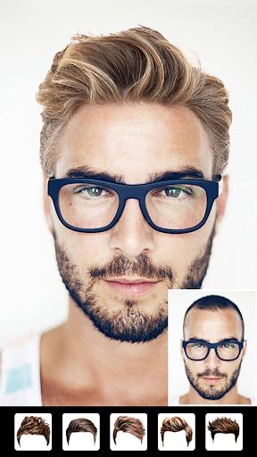 Beard Man - لحية محرر الصور, تعديل الصور 6 تصوير الشاشة