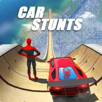 Spider Superhero Car Games: Car Driving Simulator on APKTom