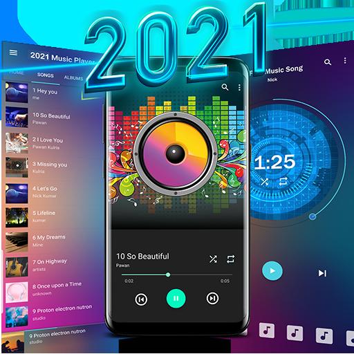 Musikspieler 2021 icon