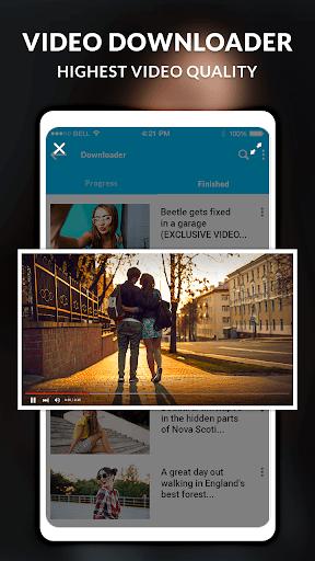 HD Video player - Video Downloader screenshot 6
