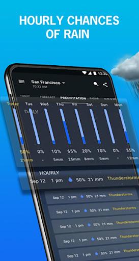 1Weather: Forecasts, Widgets, Snow Alerts & Radar screenshot 2