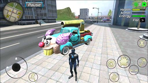 Black Hole Hero : Vice Vegas Rope Mafia screenshot 5