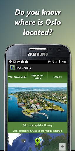 Geo Genius 1 تصوير الشاشة