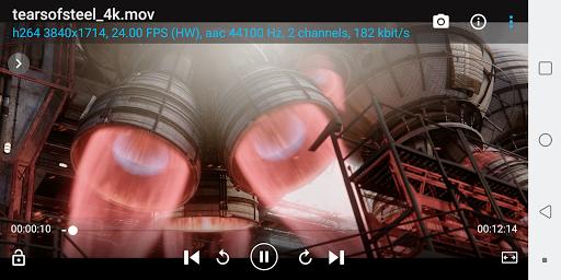 BSPlayer 2 تصوير الشاشة